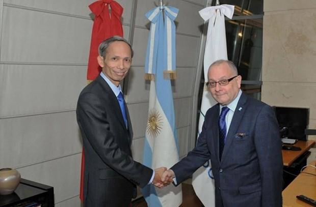 Le ministre argentin des AE salue les acquis notables du Vietnam hinh anh 1