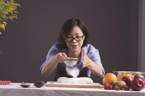 Vu Anh Nguyet, dans le secret des recettes de pain maison hinh anh 1