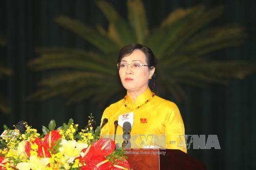 Ho Chi Minh-Ville: croissance economique de 7,76% au premier semestre hinh anh 1