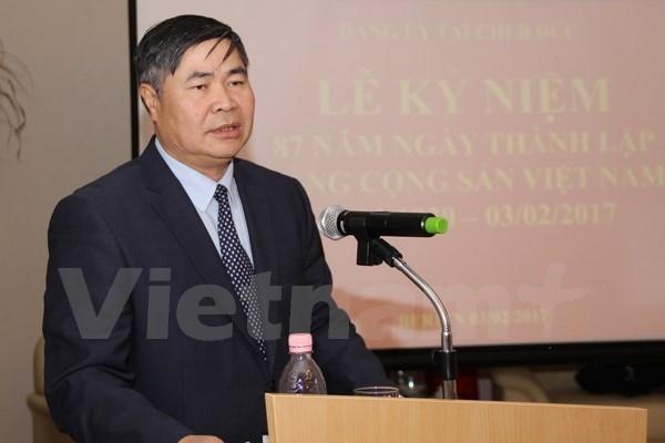 La visite du PM Nguyen Xuan Phuc contribue a renforcer les relations Vietnam-Allemagne hinh anh 1