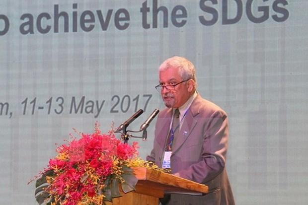 Le Vietnam et les Nations Unies signent un plan strategique pour 2017-2021 hinh anh 1