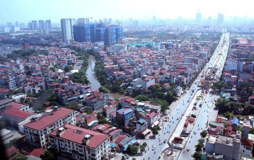 Les travaux du metro Nhon-Gare de Hanoi devront s'achever en 2021 hinh anh 1