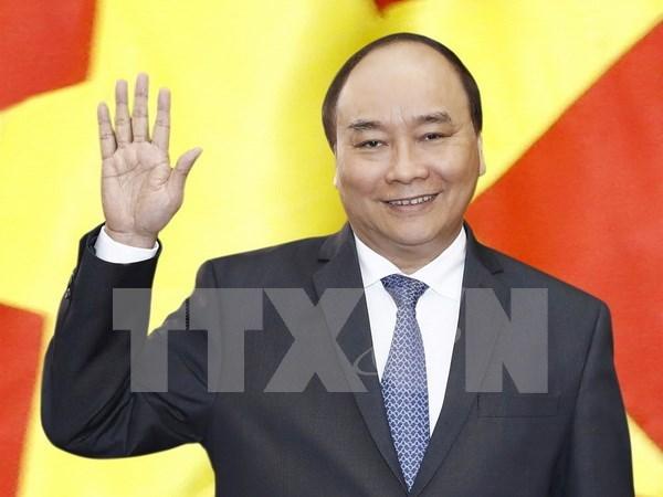 Le Premier ministre Nguyen Xuan Phuc part pour l'Allemagne hinh anh 1