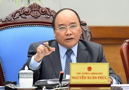 Directive du gouvernement sur le developpement socio-economique de 2018 hinh anh 1
