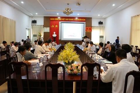 Des chaines de production de crevettes sures au service des exportations hinh anh 1