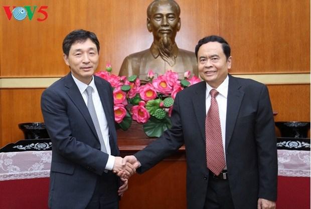 Vers une cooperation plus dynamique entre le Vietnam et la Republique de Coree hinh anh 1