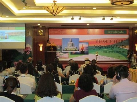 Renforcement de la cooperation touristique Vietnam – Inde hinh anh 1