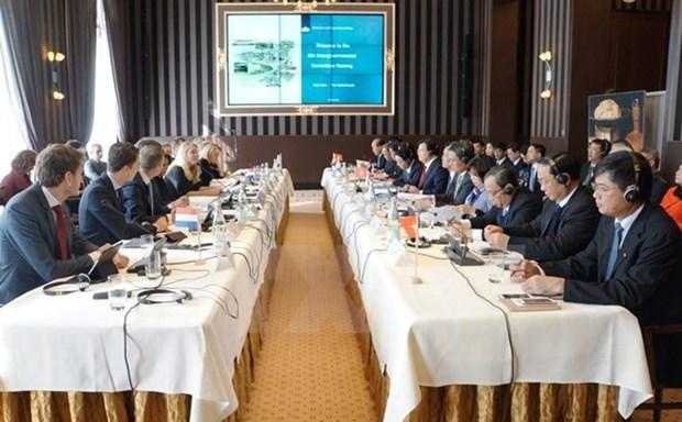 Promouvoir les relations de cooperation multiforme entre le Vietnam et les Pays-Bas hinh anh 1