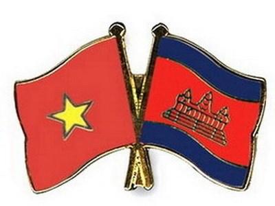 Armee : Vietnam et Cambodge renforcent la cooperation dans la legislation hinh anh 1