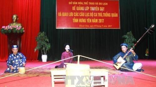 Engager la communaute locale dans la preservation des musiques traditionnelles hinh anh 1