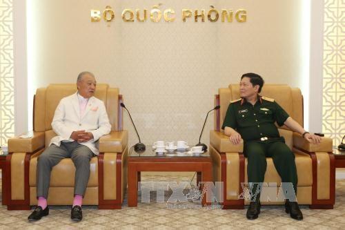 La cooperation de defense, un pilier des relations Vietnam – Japon hinh anh 1