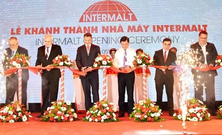 Interflour: mise en service d'une usine de 120 millions de dollars a Ba Ria-Vung Tau hinh anh 1