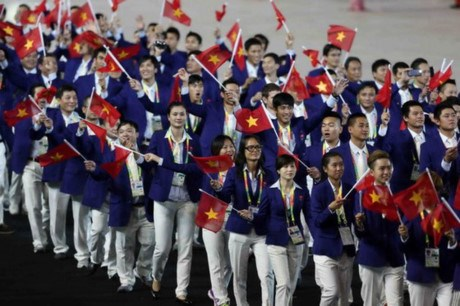 476 athletes vietnamiens participeront aux SEA Games 29 hinh anh 1