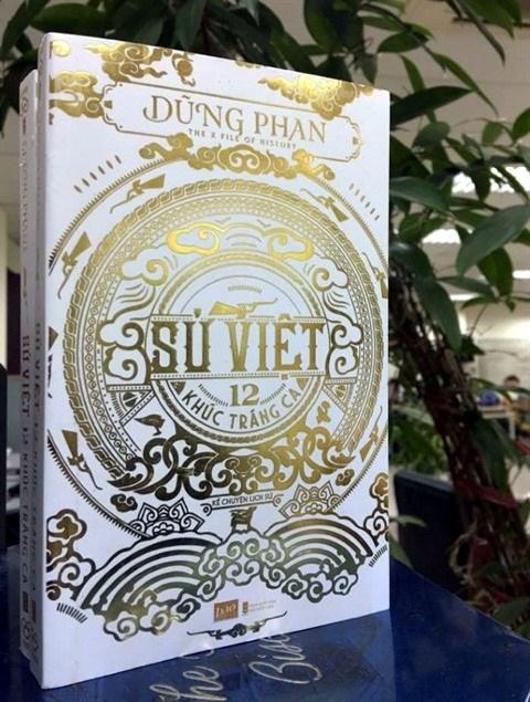 Livre : Su Viet-12 khuc trang ca, l'Histoire en melodies musicales hinh anh 3