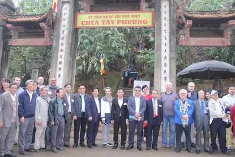 La HAUFO : «passerelle» d'amitie entre Hanoi et le monde hinh anh 2
