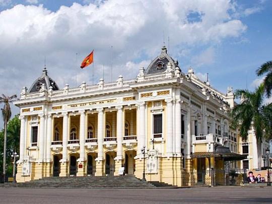 La visite virtuelle de l'Opera de Hanoi est desormais possible hinh anh 1