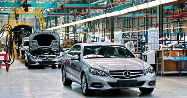 Automobile: le Vietnam a de belles perspectives en Asie du Sud-Est hinh anh 1