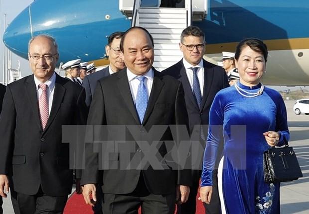 Le Vietnam est un partenaire tres important de l'Allemagne et des Pays-Bas hinh anh 1
