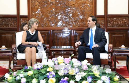 Promouvoir les relations Vietnam-Espagne et Vietnam-Yemen hinh anh 1