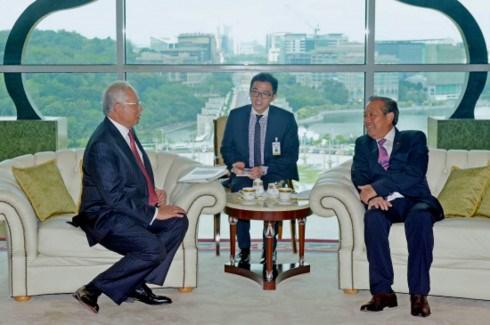 Le PM malaisien plaide pour les relations de cooperation Vietnam-Malaisie hinh anh 1