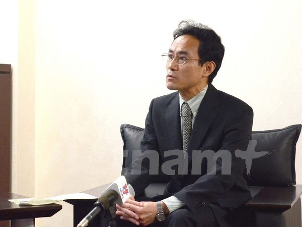 Le Japon salue les efforts du Vietnam dans son role d'economie hote de l'APEC 2017 hinh anh 1