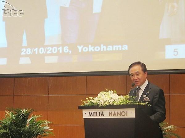 La prefecture japonaise de Kanagawa promeut son tourisme au Vietnam hinh anh 1