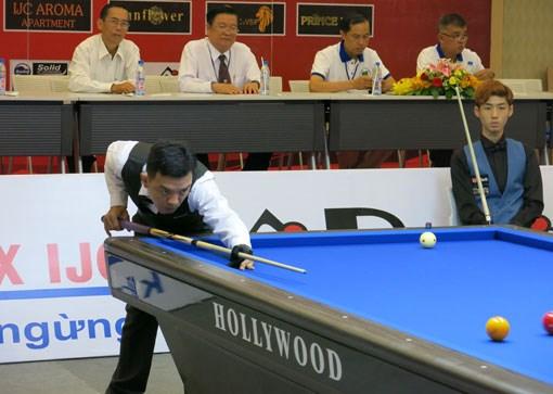 Billard : ouverture de la 6e Coupe BTV-Becamex IJC Binh Duong hinh anh 1