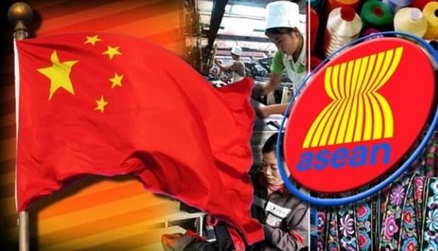 La Chine appelle a une cooperation plus profonde avec l'ASEAN hinh anh 1