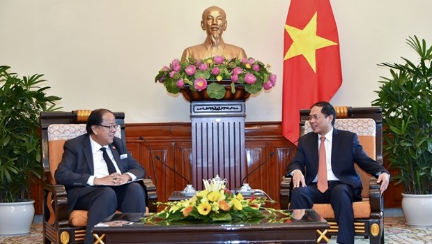 Vietnam - Thailande : renforcer la cooperation dans le cadre de l'ACMECS hinh anh 1