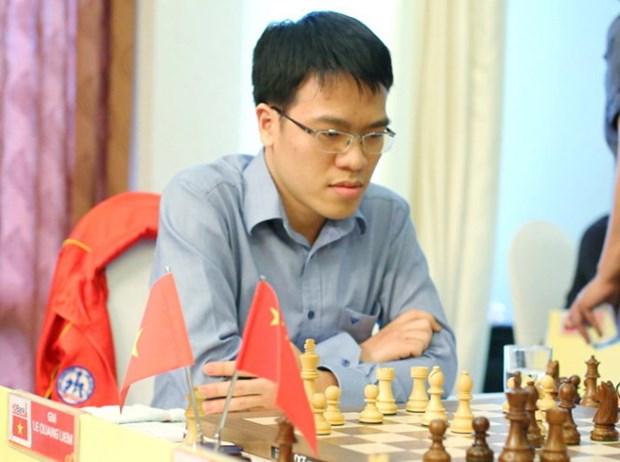 Le Quang Liem se place au tournoi Super Grandmaster de Danzhou 2017 hinh anh 1