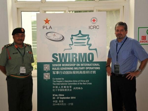 Malaisie : creation d'un centre pour les militaires et le droit international humanitaire hinh anh 1