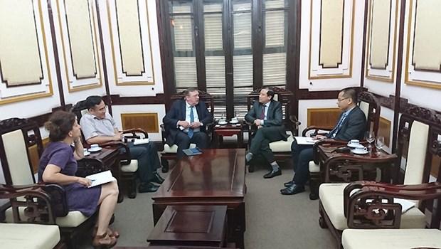 Renforcement de la cooperation dans le tourisme entre le Vietnam et la Hongrie hinh anh 1