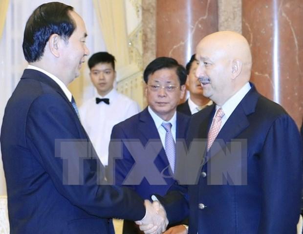Le Vietnam veut dynamiser des relations de cooperation avec le Mexique hinh anh 1