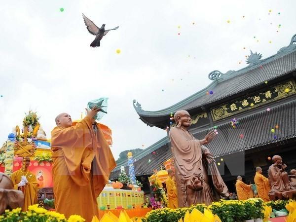 Vietnam et Cambodge partagent des experiences en matiere religieuse hinh anh 1