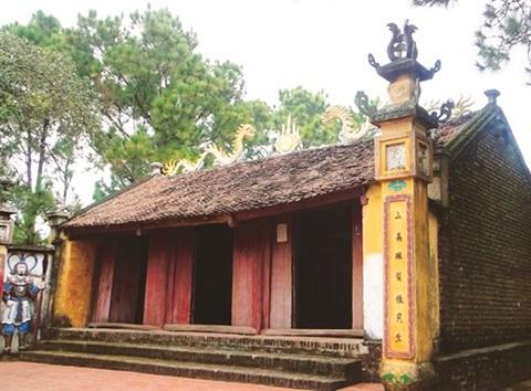 Reveiller le potentiel touristique du mont Danh a Bac Giang hinh anh 2