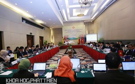 Propriete intellectuelle : ouverture d'une reunion de l'ASEAN a Hanoi hinh anh 1