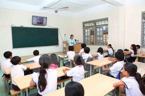 Seminaire consultatif sur l'initiative Ville amie des enfants hinh anh 1