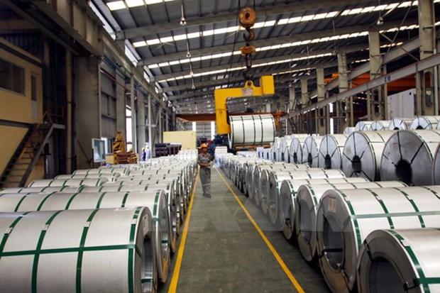 Les exportations d'acier vers le Royaume-Uni augmentent de 13 fois en six mois hinh anh 1