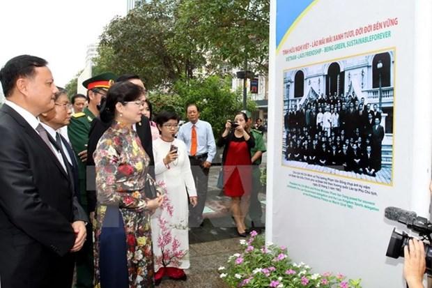 Des activites pour honorer les relations Vietnam-Laos hinh anh 2