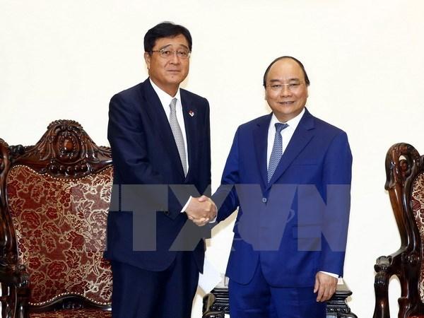 Le Vietnam salue l'elargissement des activites de Mitsubishi Motors sur son sol hinh anh 1