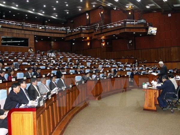 Le Senat cambodgien adopte l'amendement de la loi sur les partis politiques hinh anh 1