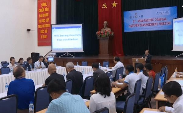 Reunion de gestion des aquiferes cotiers en Asie-Pacifique a Da Nang hinh anh 1