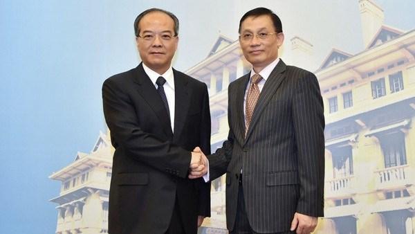Vers une cooperation efficace entre le Vietnam et le Guangdong hinh anh 1