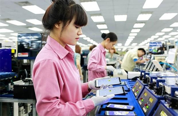 Les telephones en tete des produits exportes au 1er semestre hinh anh 1