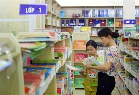 Ho Chi Minh-Ville : des produits vietnamiens pour la nouvelle annee scolaire hinh anh 1