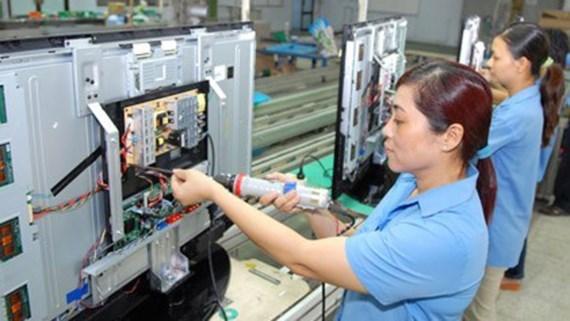 Ho Chi Minh-Ville : la production industrielle en hausse de 7,22% hinh anh 1