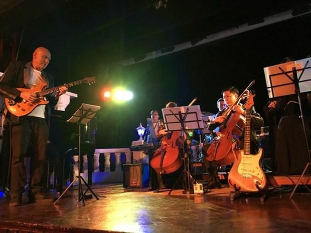 Lancement d'un programme de musique classique pour les jeunes hinh anh 1