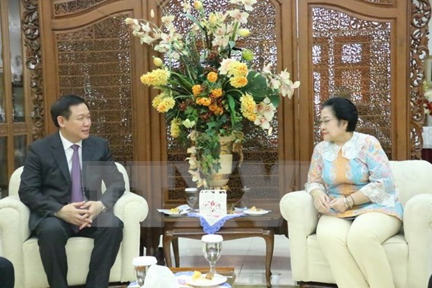 Vietnam et Indonesie souhaitent renforcer le partenariat strategique hinh anh 1