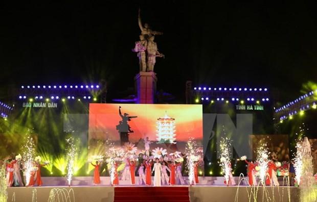 Ha Tinh celebre l'anniversaire de la victoire de Dong Loc hinh anh 1