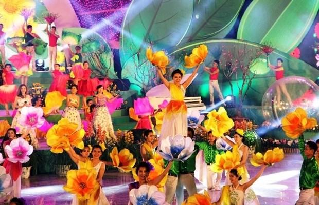 Bientot la 7eme edition du Festival floral de Da Lat 2017 hinh anh 1